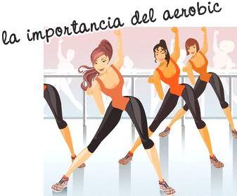 imagenes de ejercicios aerobicos y sus nombres